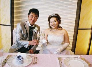 先輩からのメッセージ 仙台でステキな結婚式場探し アートブライダル